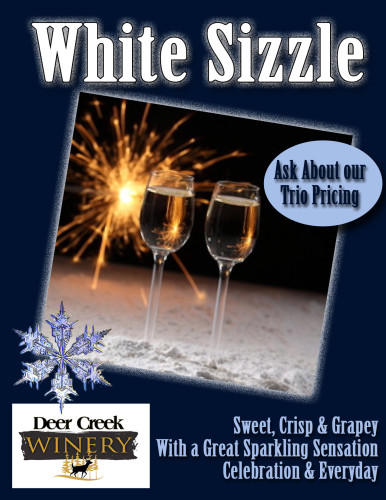 2014 White Sizzle Wine of the Month
