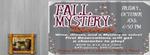 Deer Creek Winery Fall Events