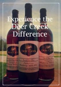 Deer Creek Wine for Weddings