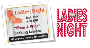 Deer Creek Winery Ladies Night