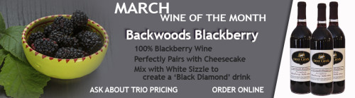 Now you can order our wine online!