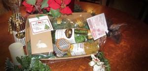 Deer Creek Winery Gift Holiday Gift Baskets