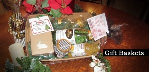Deer Creek Winery Christmas Gift Baskets