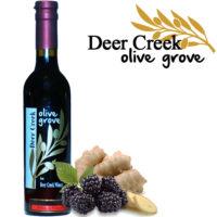 Blackberry-Ginger Dark Balsamic Vinegar
