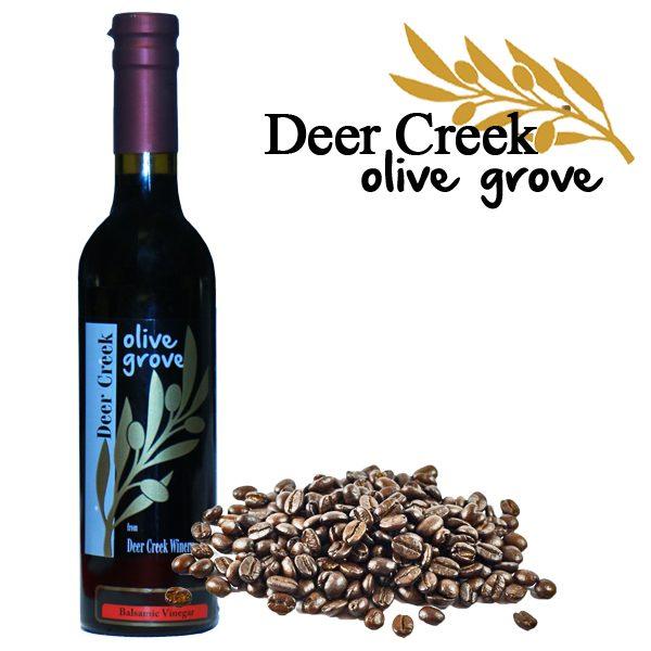 Espresso Aged Dark Balsamic Vinegar