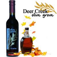 Maple Dark Balsamic Vinegar