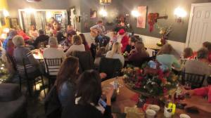 Christmas Event at Deer Creek Winery