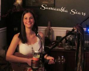 Samantha Sears at Deer Creek Winery