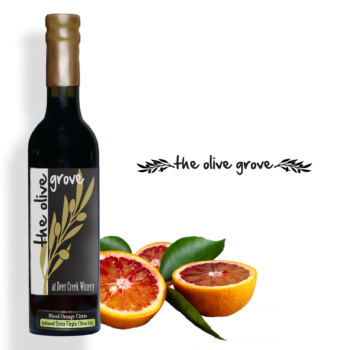 Blood Orange Citrus Infused Extra Virgin Olive Oil