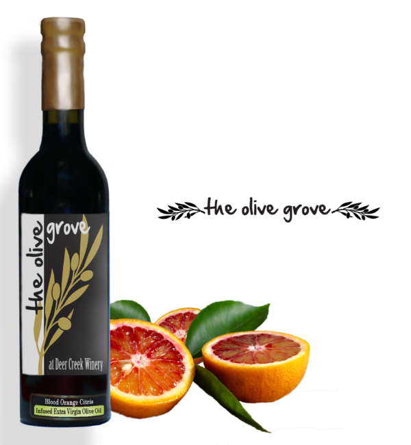 Blood Orange Citris Infused EVOO