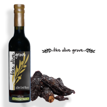 Chipotle Infused Extra Virgin Olive Oil