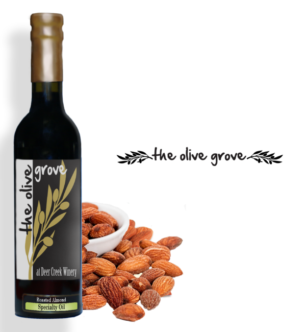 Roasted Almond Specialty Oil