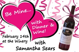 Valentine's Day at the Winery