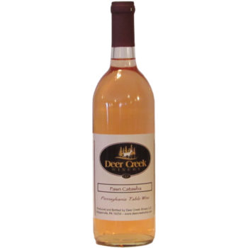 Fawn Catawba Wine