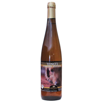 Vino's Rhonda's Rhubarb Wine