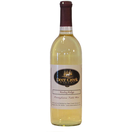Deer Creek Winery Rocky Ridge Pennsylvania Table Wine