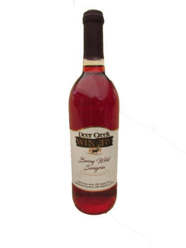 Berry Wild Sangria | Deer Creek Wines