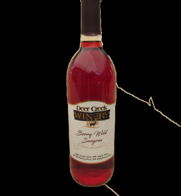 Berry Wild Sangria