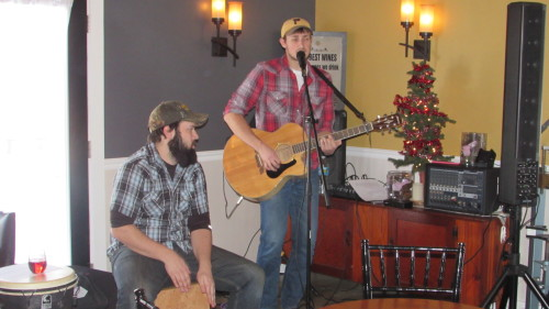Andrew Mack Live Music Saturdays at Deer Creek Winery Main