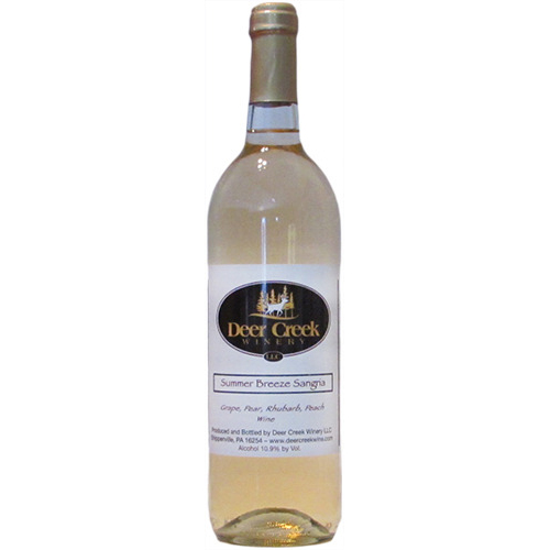 Deer Creek Wine Summer Breeze Sangria