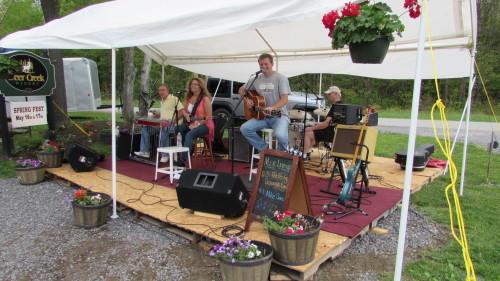 Sawyer & The Fertigs Community Band