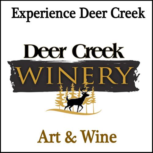 Art & Wine at Deer Creek Winery