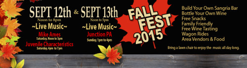 Deer Creek Fall Fest 2015