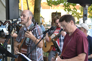 Treebeard Brown to Sing at Deer Creek Winery