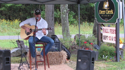 Fall Fest 2015 - Mike Ames