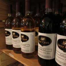 Deer Creek Wines at Main Winery in Shippenville