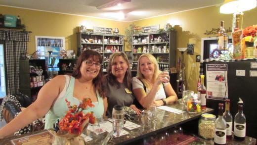 Deer Creek Winery Ladies' Night Out