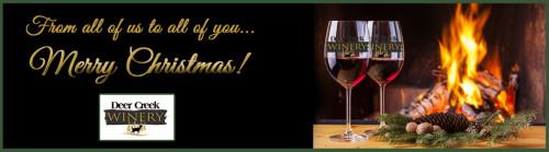 Deer Creek Winery Christmas