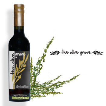 Organic Tarragon Herb Infused Extra Virgin Olive Oil