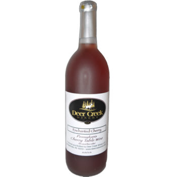 Enchanted Cherry Spiced Wine