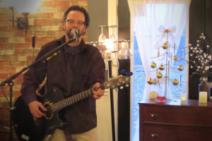 LIVE MUSIC- Gary Bickerstaff 7-10pm
