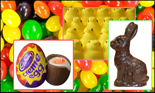 What Wine Pairs with Easter Candy?