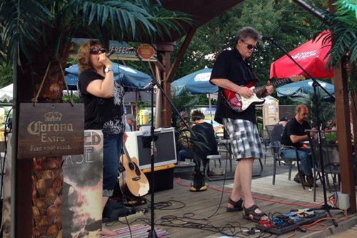 LIVE MUSIC- Uncharted Course 2-5pm