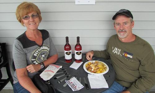 Memorial Weekend at Deer Creek Winery