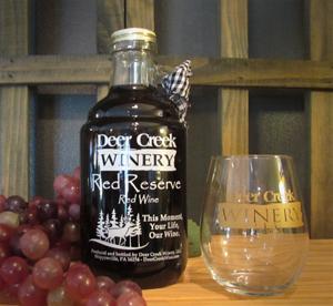 Deer Creek Red Reserve New Fortified Wine