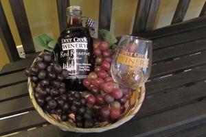 Deer Creek Red Reserve Fortified Wine