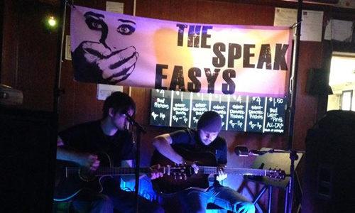 The Speak Easys Band