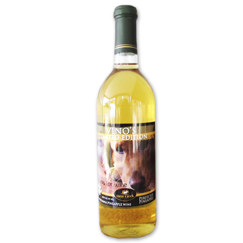 Deer Creek Perfectly Pineapple Wine