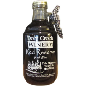 Deer Creek Winery Red Reserve