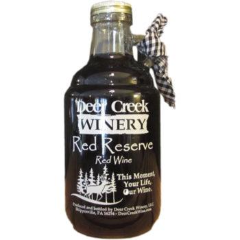 Deer Creek Winery Red Reserve