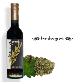 Oregano Herb Infused Olive Oil