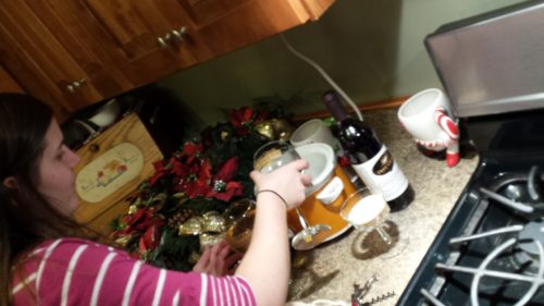 mulling wine