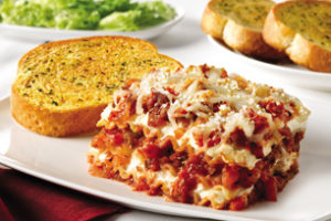 Pasta Night Wednesday- Lasagna
