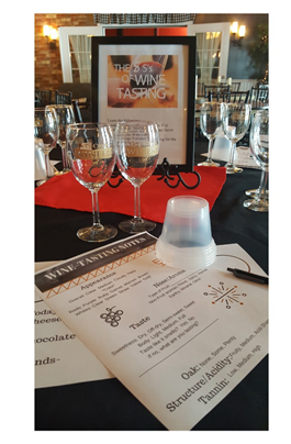 Butler Wine Tasting Workshop