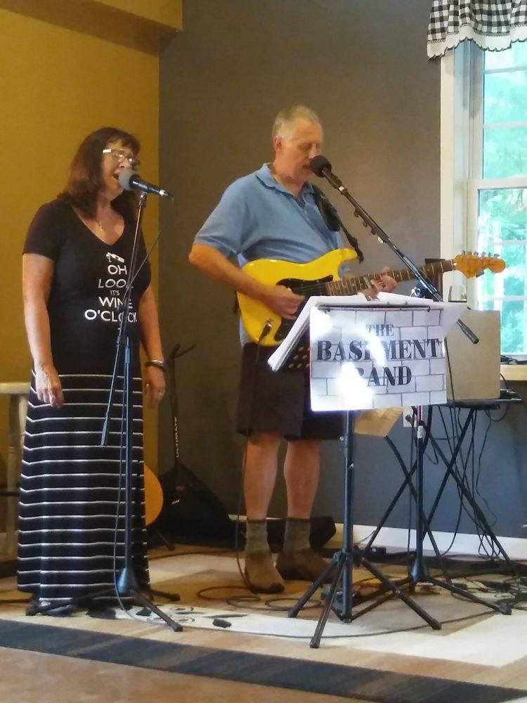 LIVE MUSIC- Basement Band 2-5pm