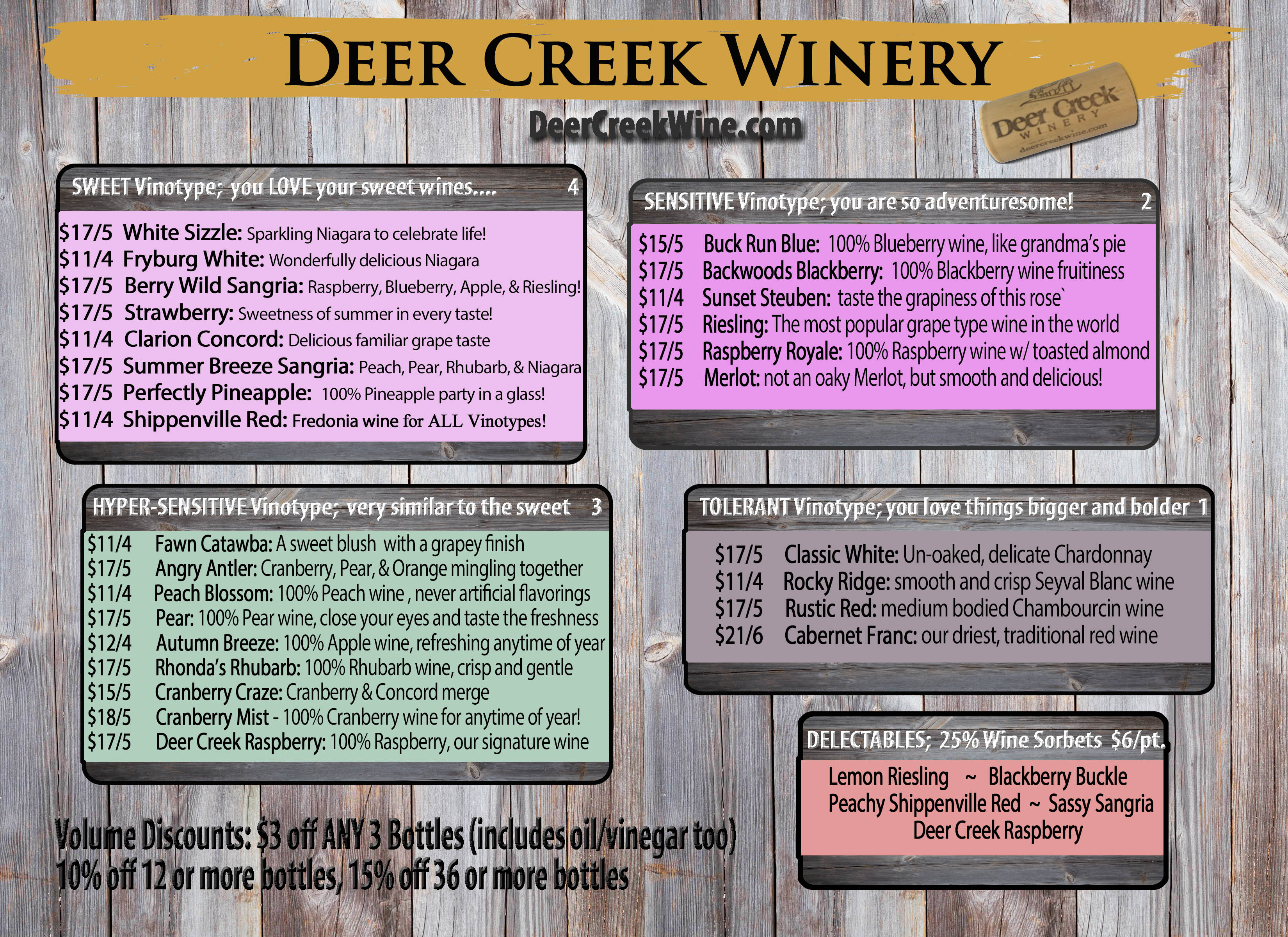 Full page progressive wine list deer creek winery full page progressive wine list hexwebz Images